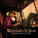 Murphy's Saloon Blues Podcast #166 - Watermelon Slim