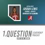 Artwork for Jordan Lewis | Student-Athlete | University of Alabama