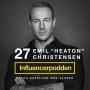 """Artwork for Emil """"HeatoN"""" Christensen - E-sportstjärna och entreprenör"""