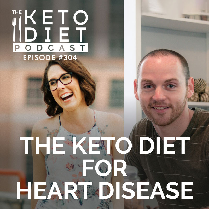 #304 The Keto Diet for Heart Disease with Stephen Hussey