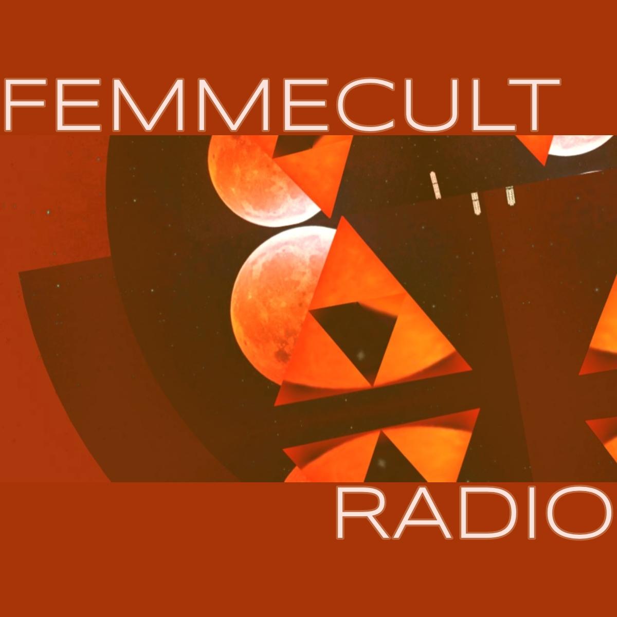 Femmecult Radio show art