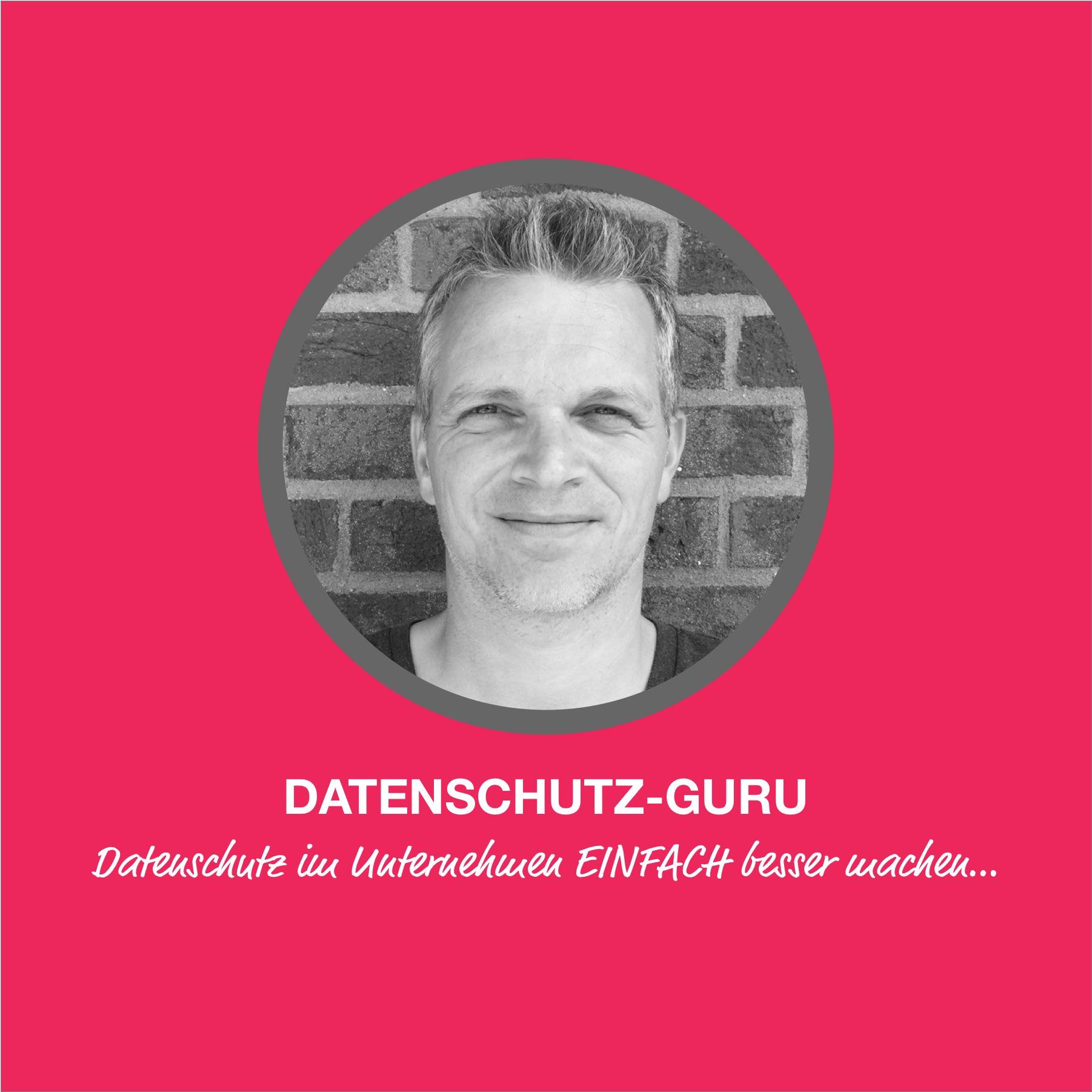 Datenschutz-Guru - der Podcast show art