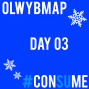 Artwork for OLWYBMAP Advert Calendar Day 3