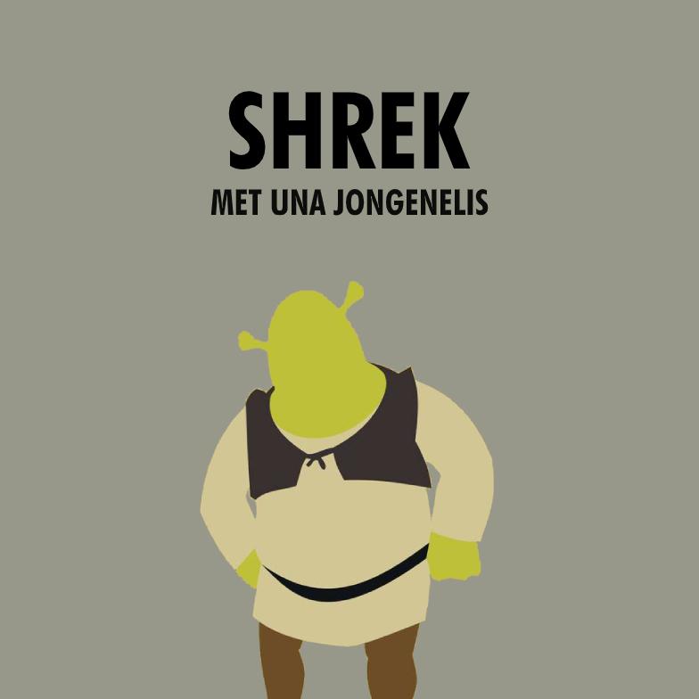 1. Flora's Filmclub – Shrek (met Una Jongenelis) show art