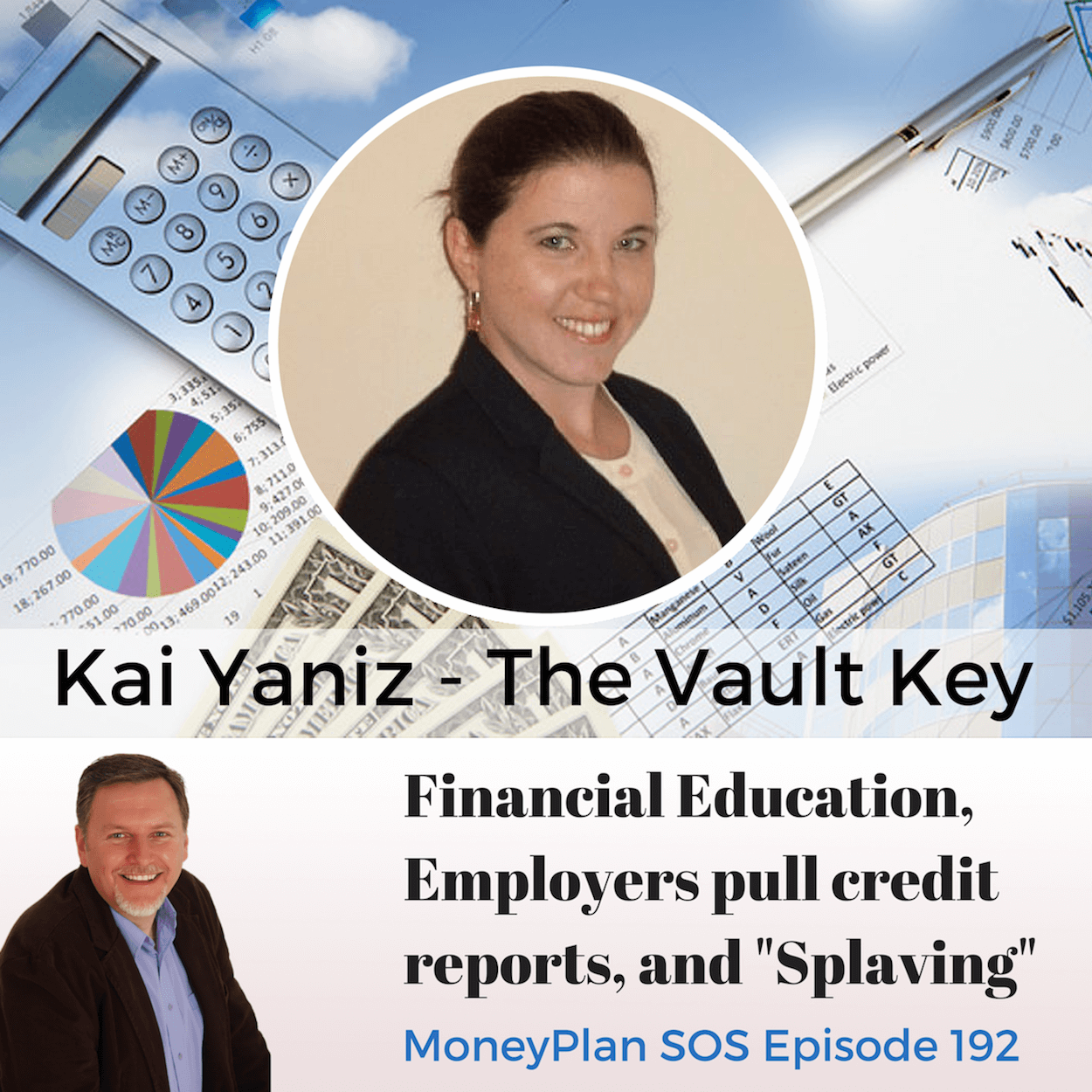 Interview with The Vault Key and I Can't Live Without My Smartphone