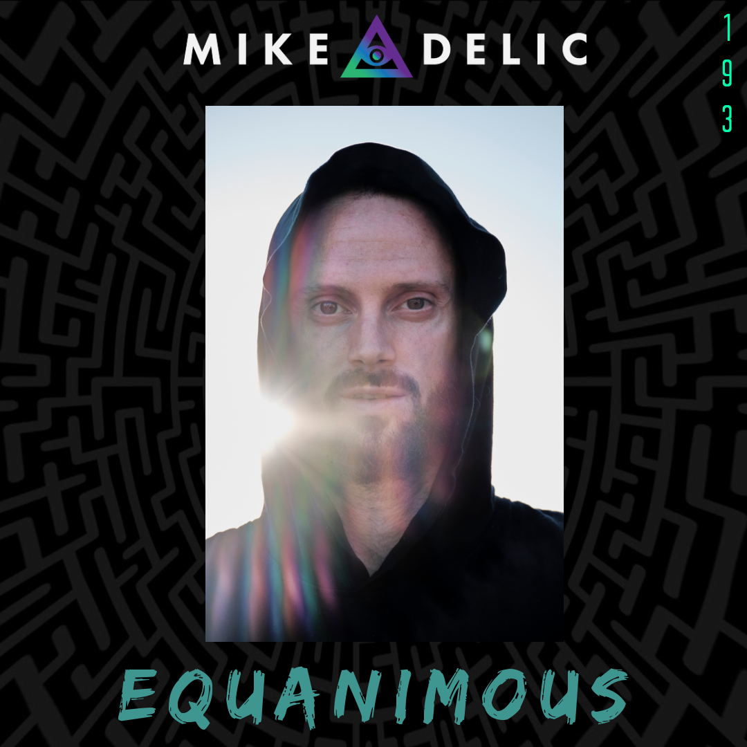 Equanimous | Music producer, DJ, andMulti-instrumentalist. show art