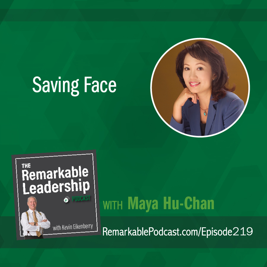 Saving Face with Maya Hu-Chan show art