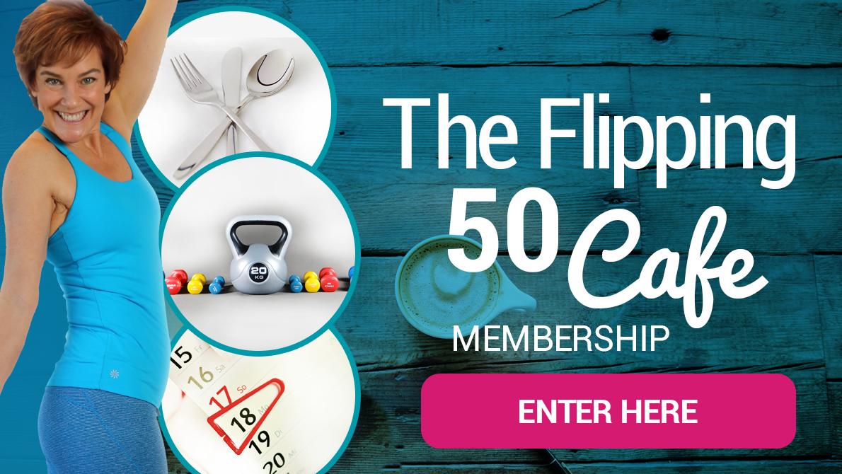 Flipping 50 women's hormones membership