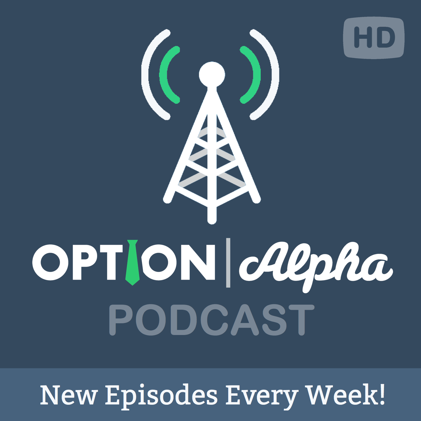 The Option Alpha Podcast Options Trading Stock Options Stock