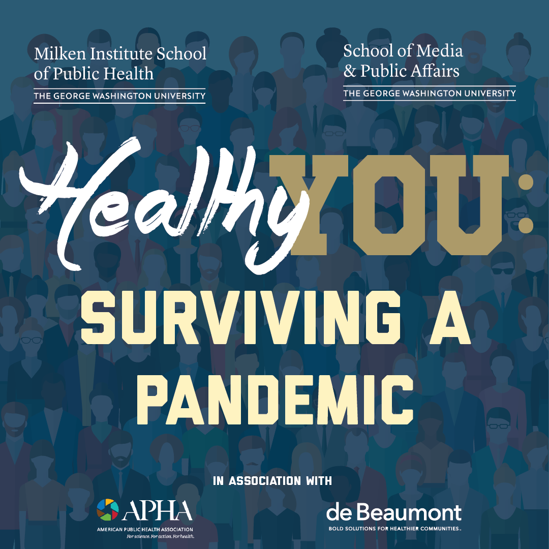 Surviving a Pandemic: Dr. Georges Benjamin