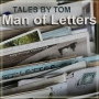 Artwork for Tales By Tom - A Man of Letters 010