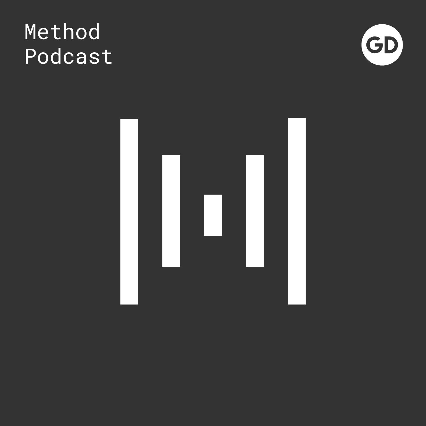Method Podcast from Google Design show art