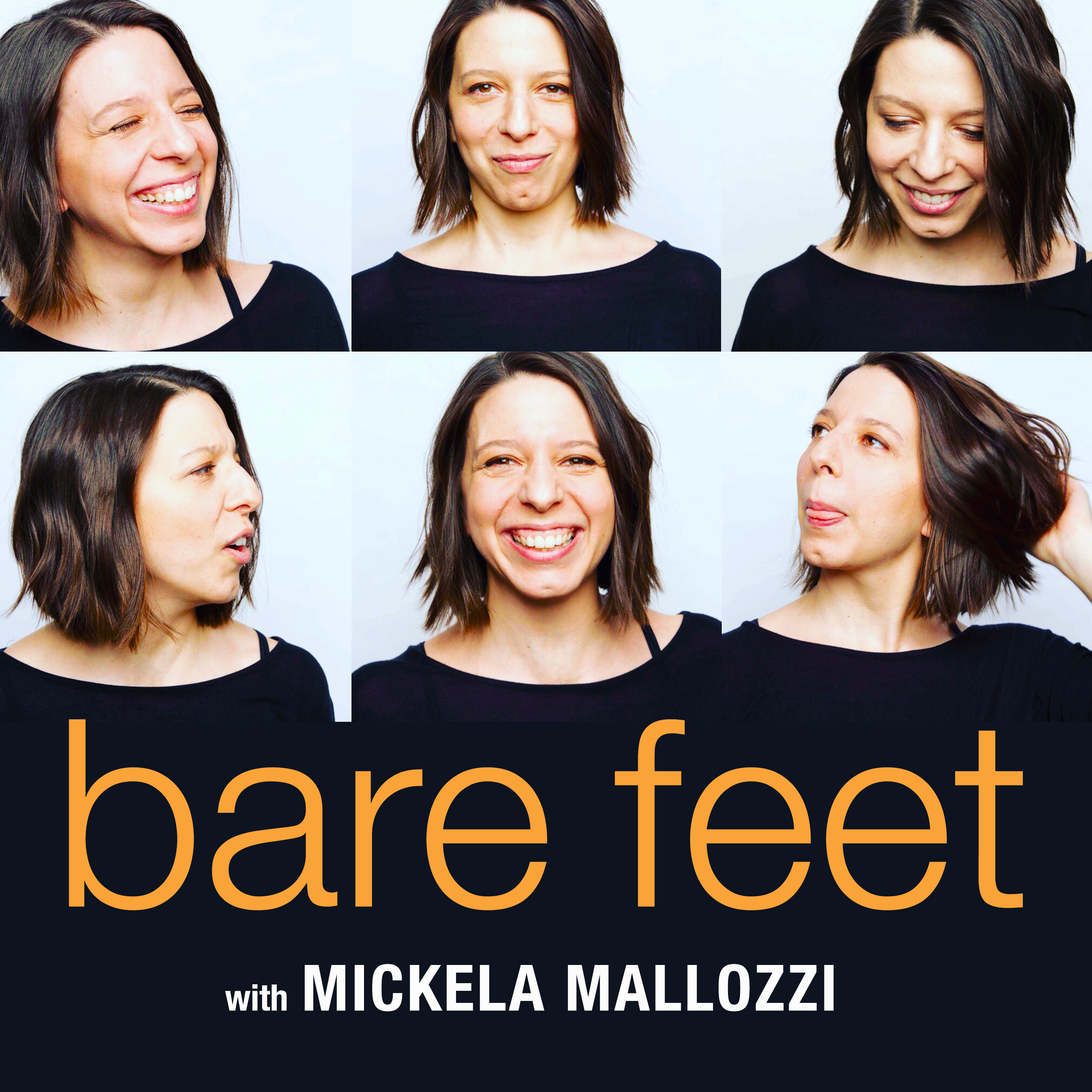 Bare Feet with Mickela Mallozzi | Dance In The Lives of Everyday People show art