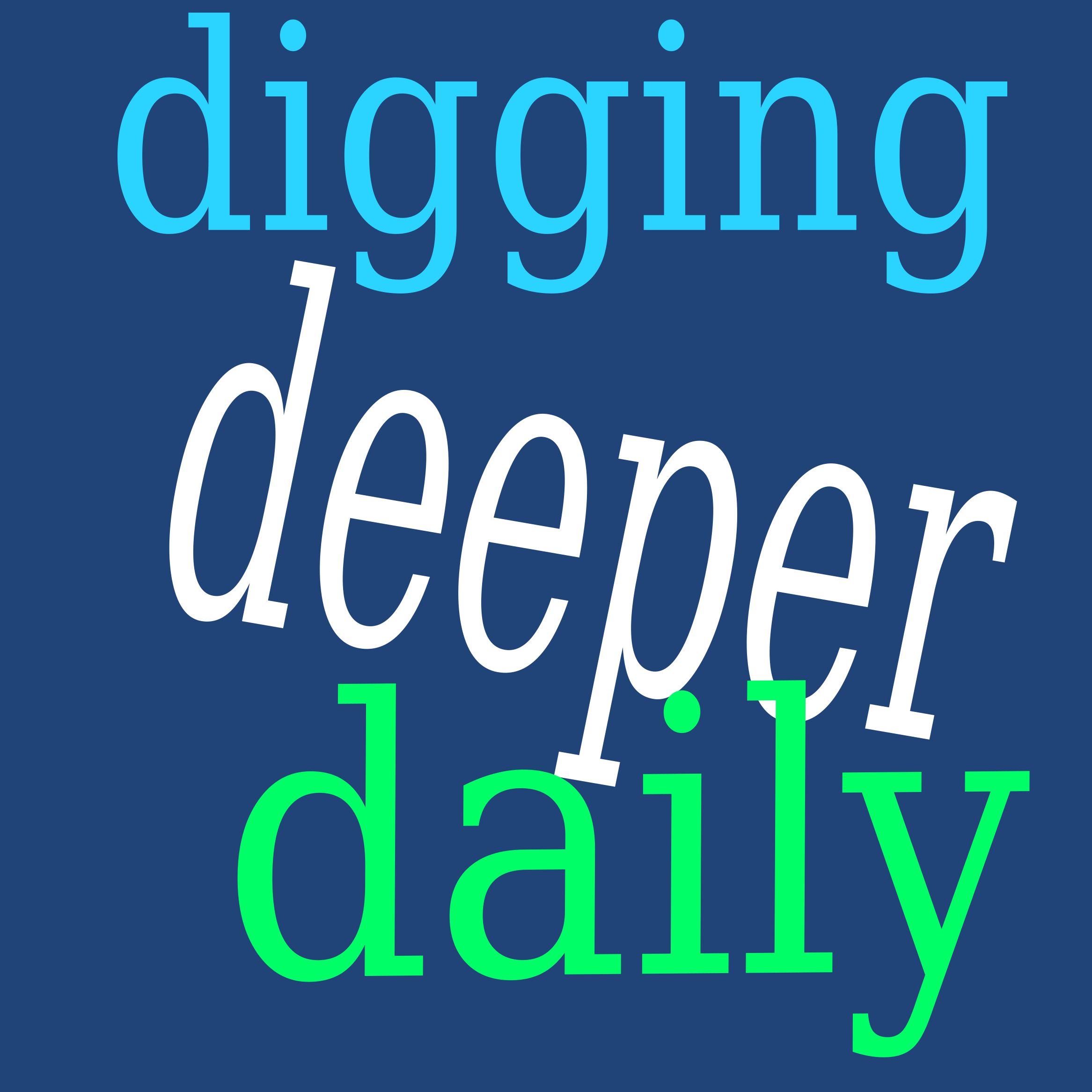 Daily Bible Reading Podcast logo