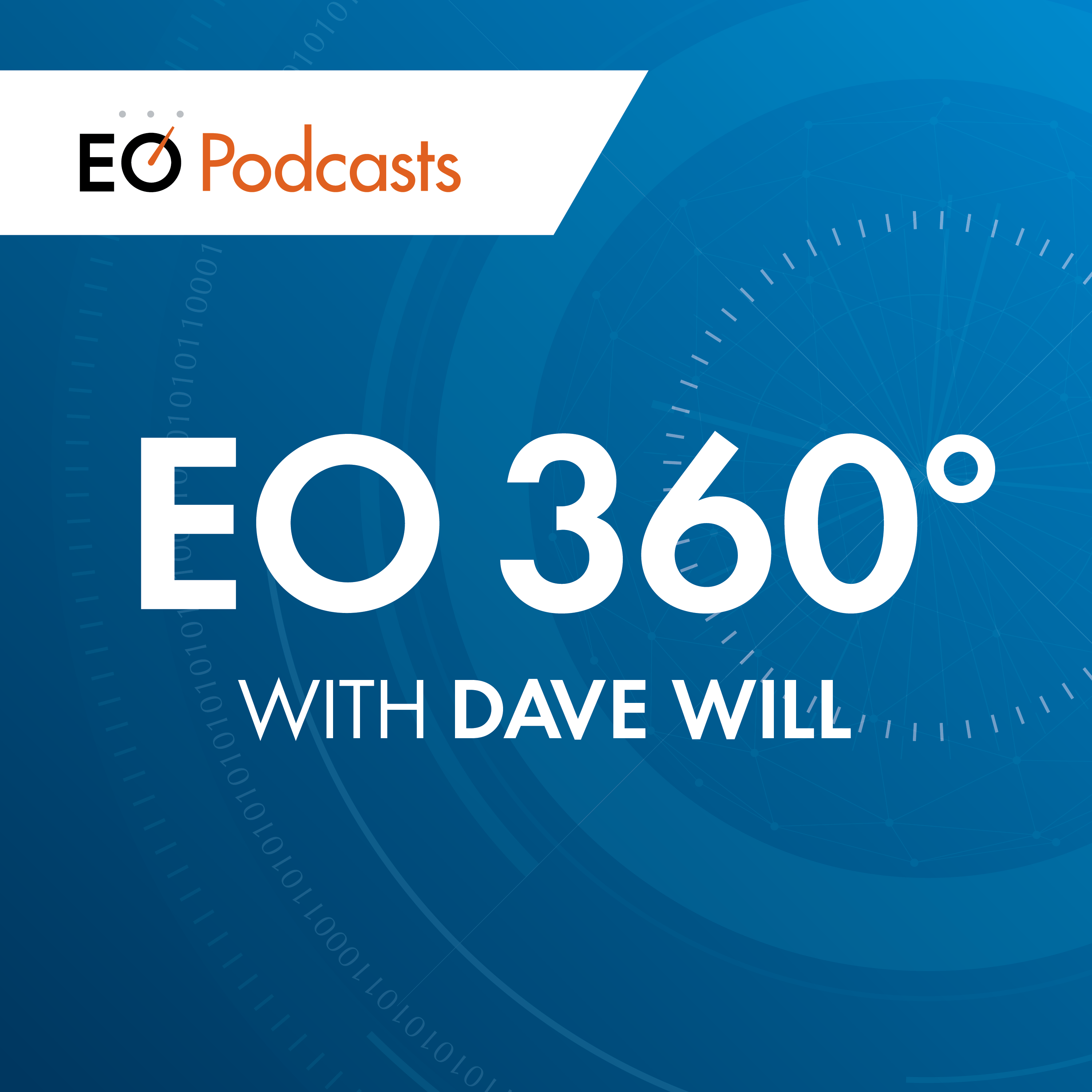 EO 360°: A podcast by the Entrepreneurs' Organization show art