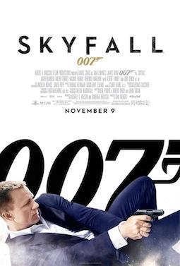 SNS #23 Skyfall '12