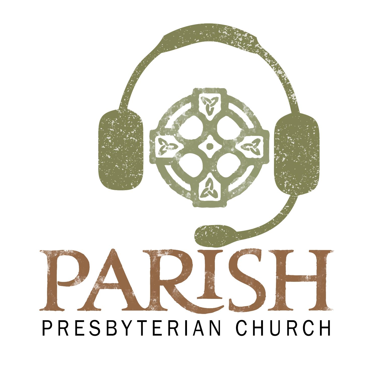 Parish Presbyterian Church Podcasts show art