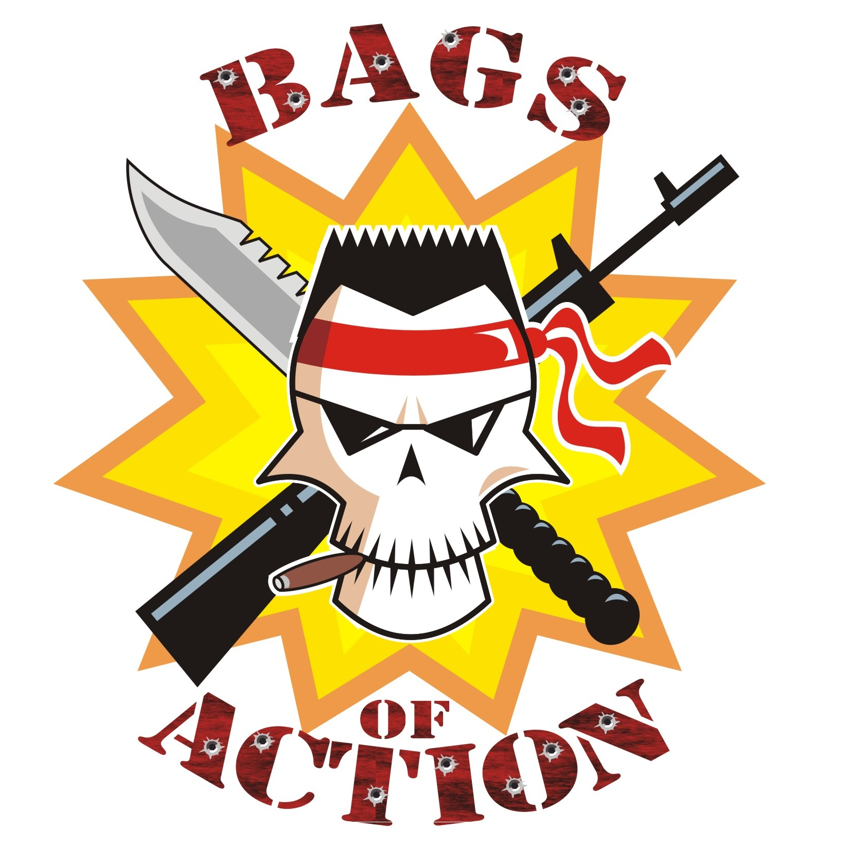 GSN PODCAST: Bags of Action -  Episode 36