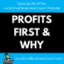 Artwork for Profits First and Why