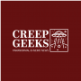Artwork for CheapGeek Podcast becomes CreepGeeks Podcast and Misc. Crap!