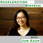 Artwork for Accelerating Biotech with Jun Axup [Idea Machines #5]