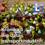 Artwork for Krönika 5 - Big data i transportindustrin
