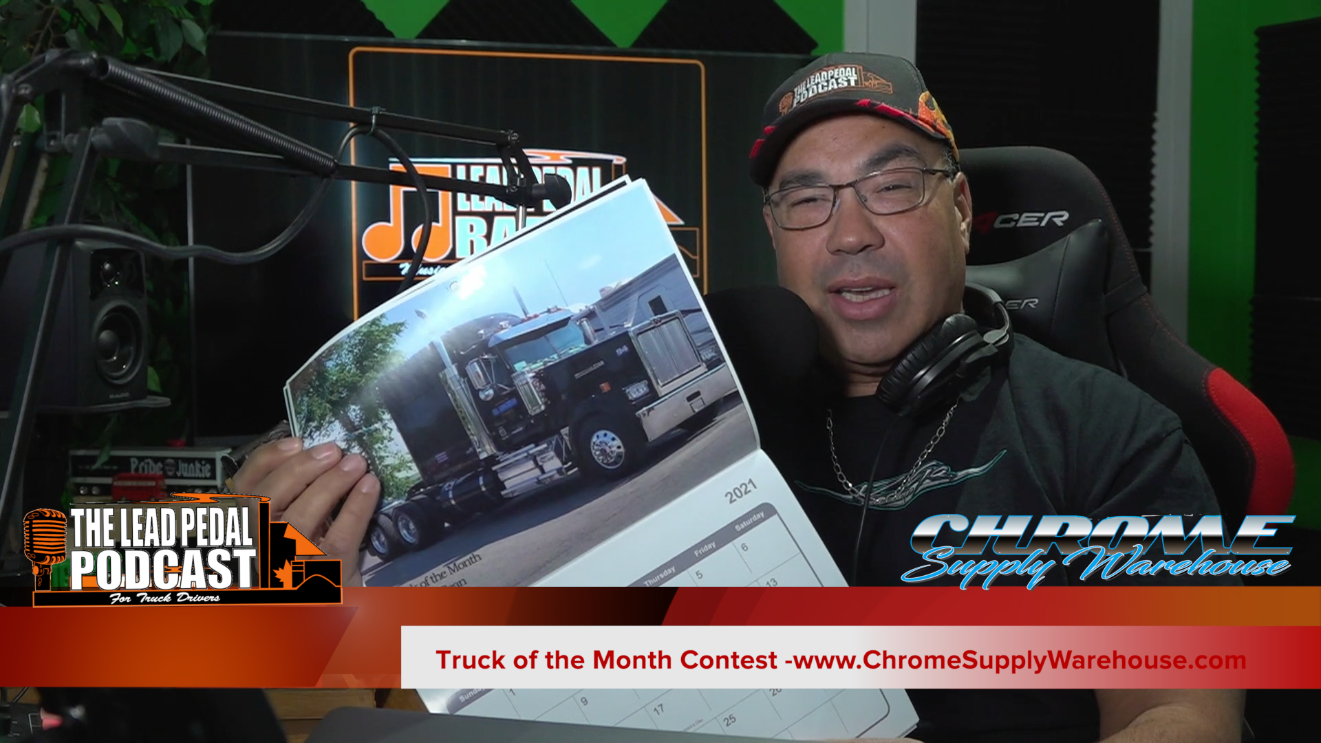 Chrome Supply Warehouse Truck of the Month Program