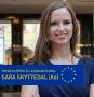 Artwork for Feeder möter EU-kandidaterna: Sara Skyttedal (Kd)
