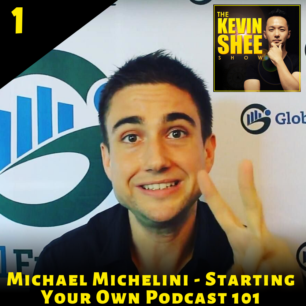 1. Michael Michelini - Starting Your Own Podcast 101