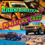 Artwork for King Slivan #8 - Reverend Roberto shares his Art of Miniature Car Design & Photography