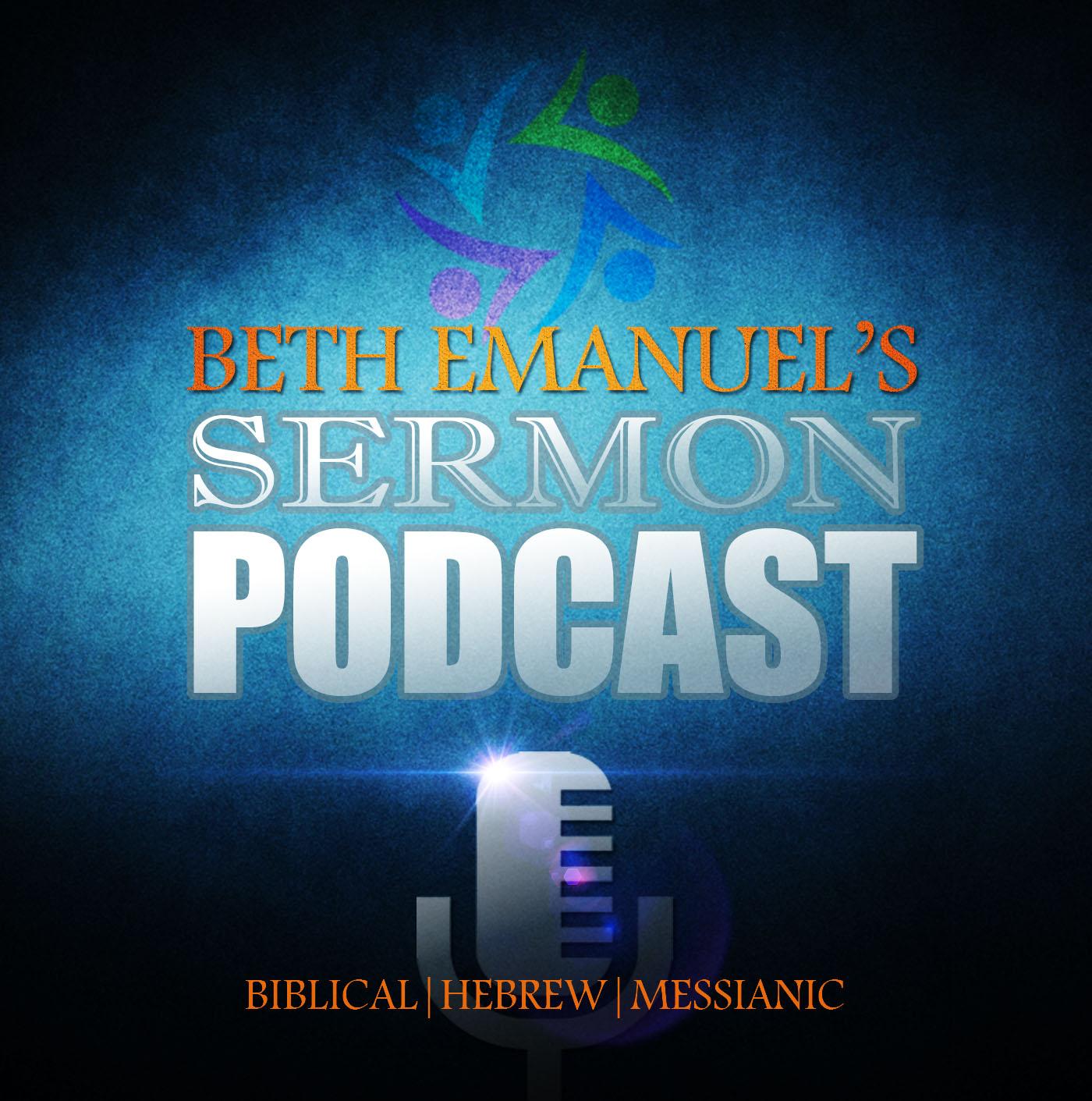 Beth Emanuel's Sermon Podcast show art