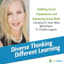 Artwork for Ep. 43: Building Social Competence and Enhancing Social Skills with Dr. Elizabeth Laugeson