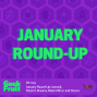 Artwork for Ep. 109: January Round-Up: Jumanji, Electric Dreams, Black Mirror and Oscars