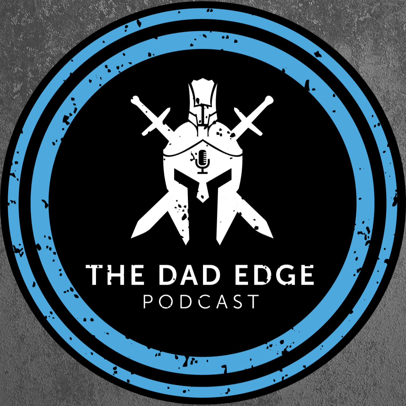 The Dad Edge Podcast (formerly The Good Dad Project Podcast) show art