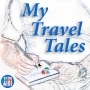 Artwork for My Travel Tales with Jim and Katie Thomsen