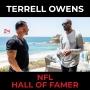 Artwork for Terrell Owens - NFL Hall of Famer
