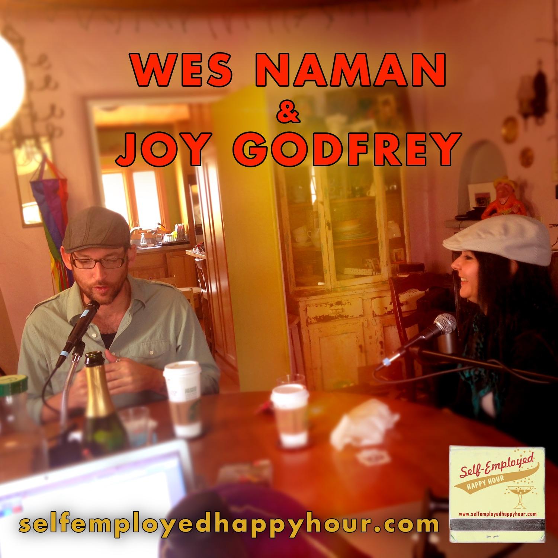 Wes Naman & Joy Godfrey