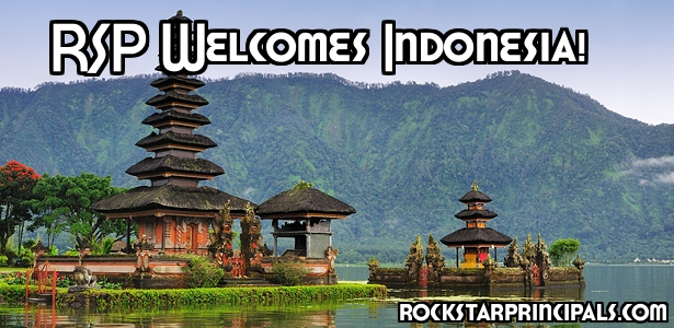 "RSP Welcomes Indonesia to the ""Edu-Lution!!!"""