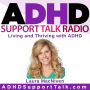 Artwork for Living and Thriving with ADHD