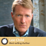 Artwork for Friday Morning Coffee: Author Lee Child