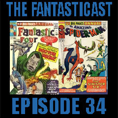 Episode 34: Fantastic Four Annual #2 & Amazing Spider-Man Annual #1