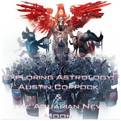 Exploring Astrology: Austin Coppock & the New moON Aquarius