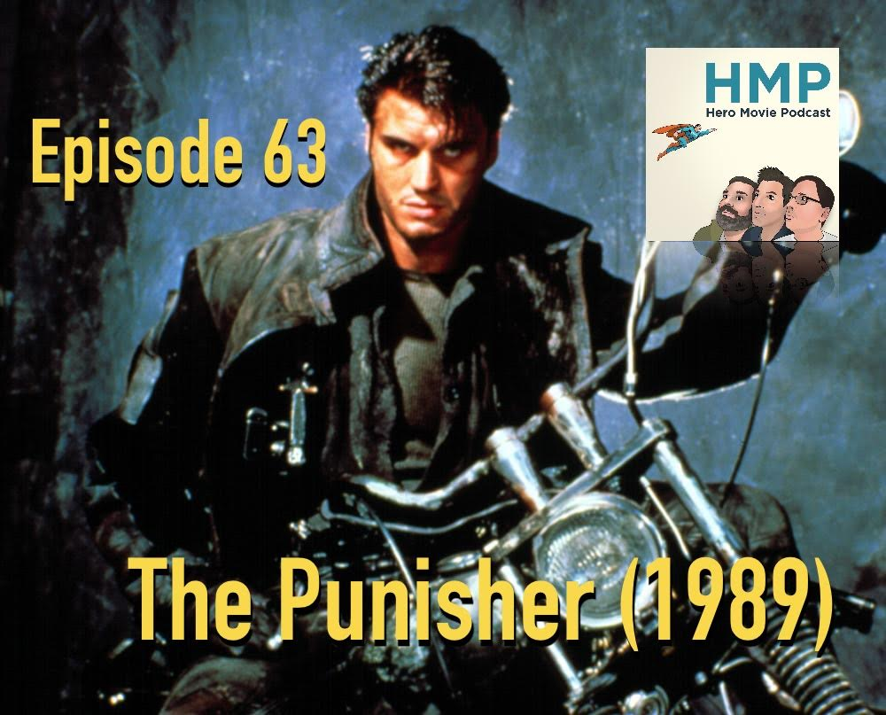 Episode 63- The Punisher (1989)