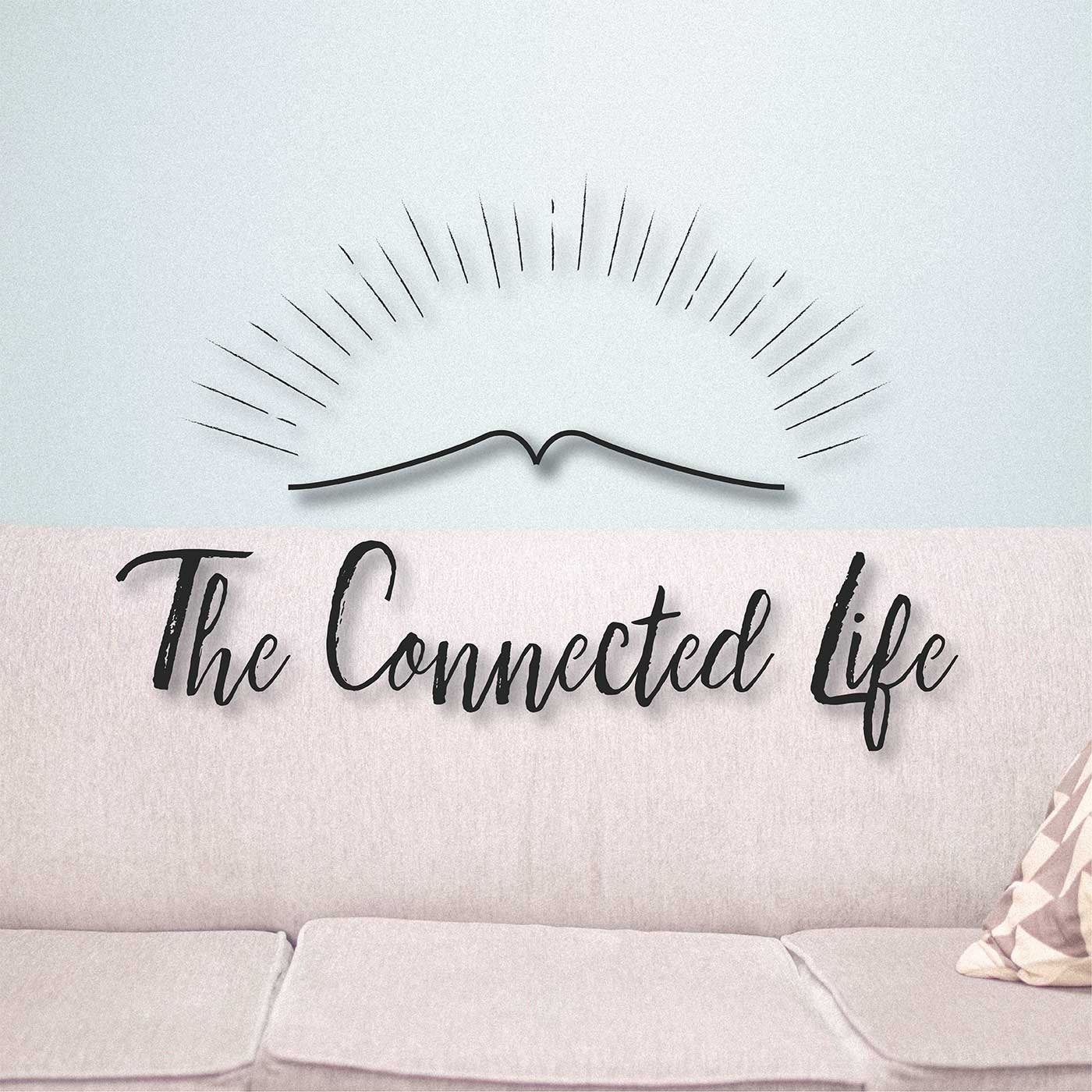 The Connected Life Book Club show art