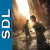 SDL #39: Nightfall Riot, Red Moon of April e The Last of Us show art