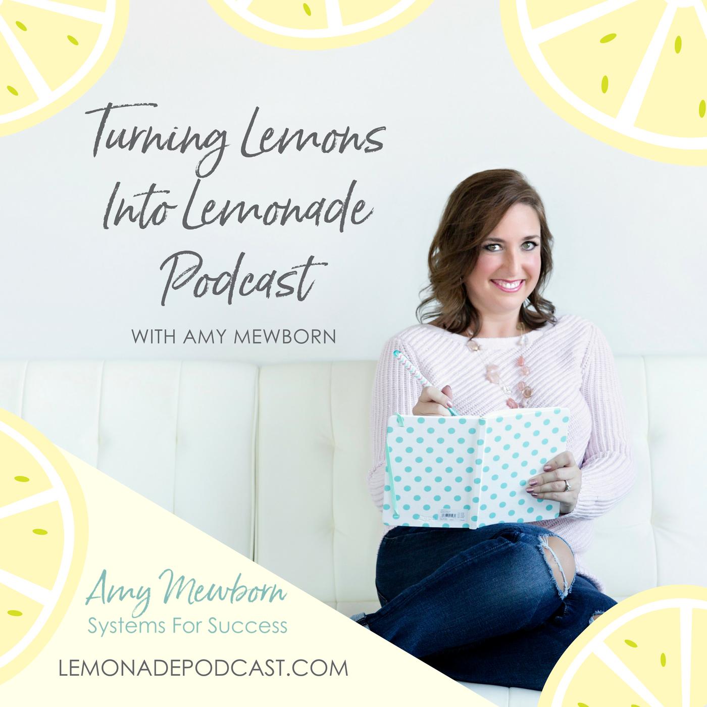 Turning Lemons Into Lemonade show art