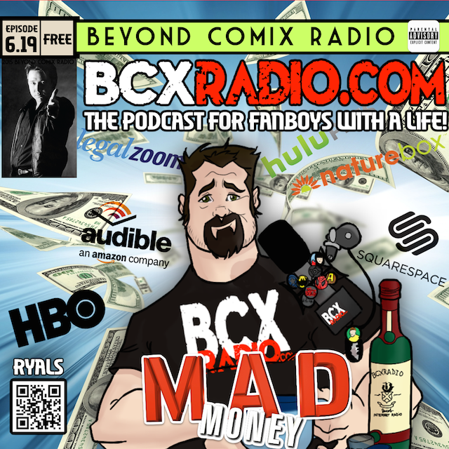 BCXradio 6.19 - Mad Money