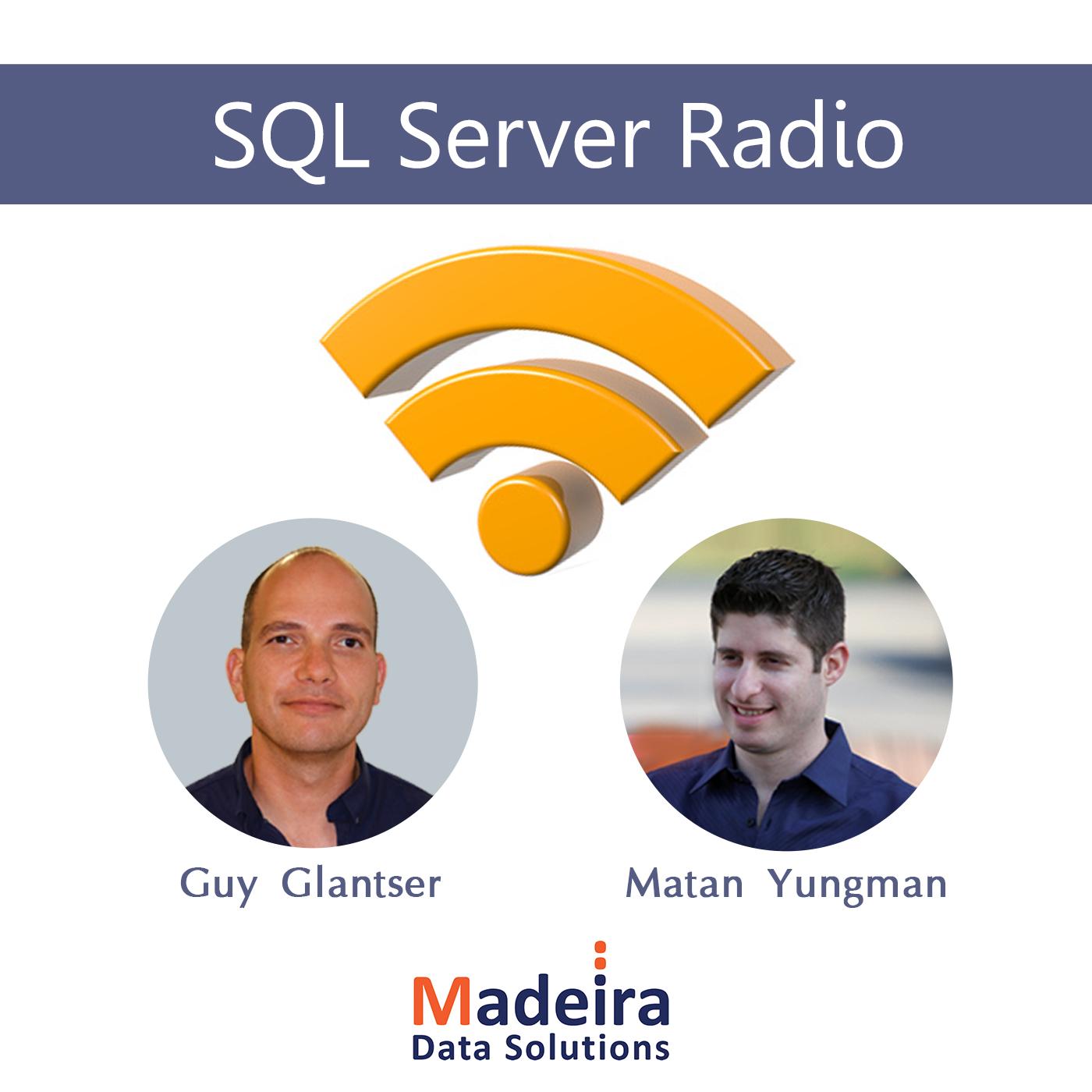 SQL Server Radio show art