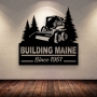 Artwork for Building Maine Podcast # 2 - Discussion with Past President of AGC America Jack Kelley