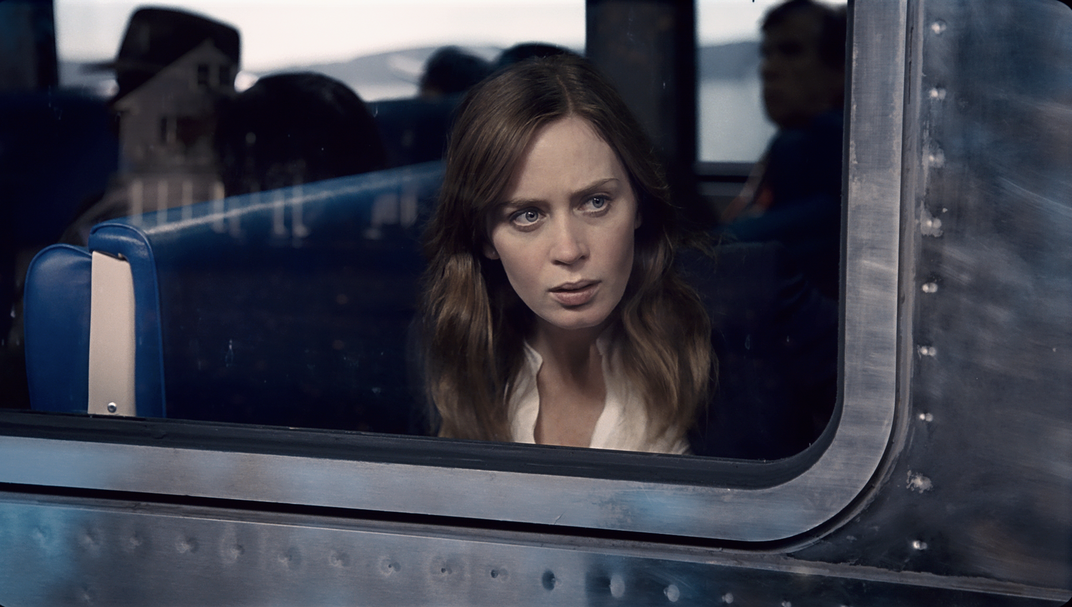 """The Girl On The Train"" Screenwriter, Erin Cressida Wilson Talks Inherent Storytelling"